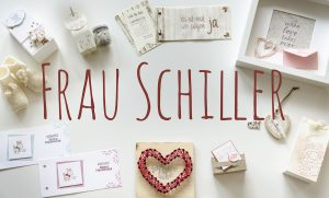 Frau Schiller, Logo, Stampin'Up!, DIY, blog