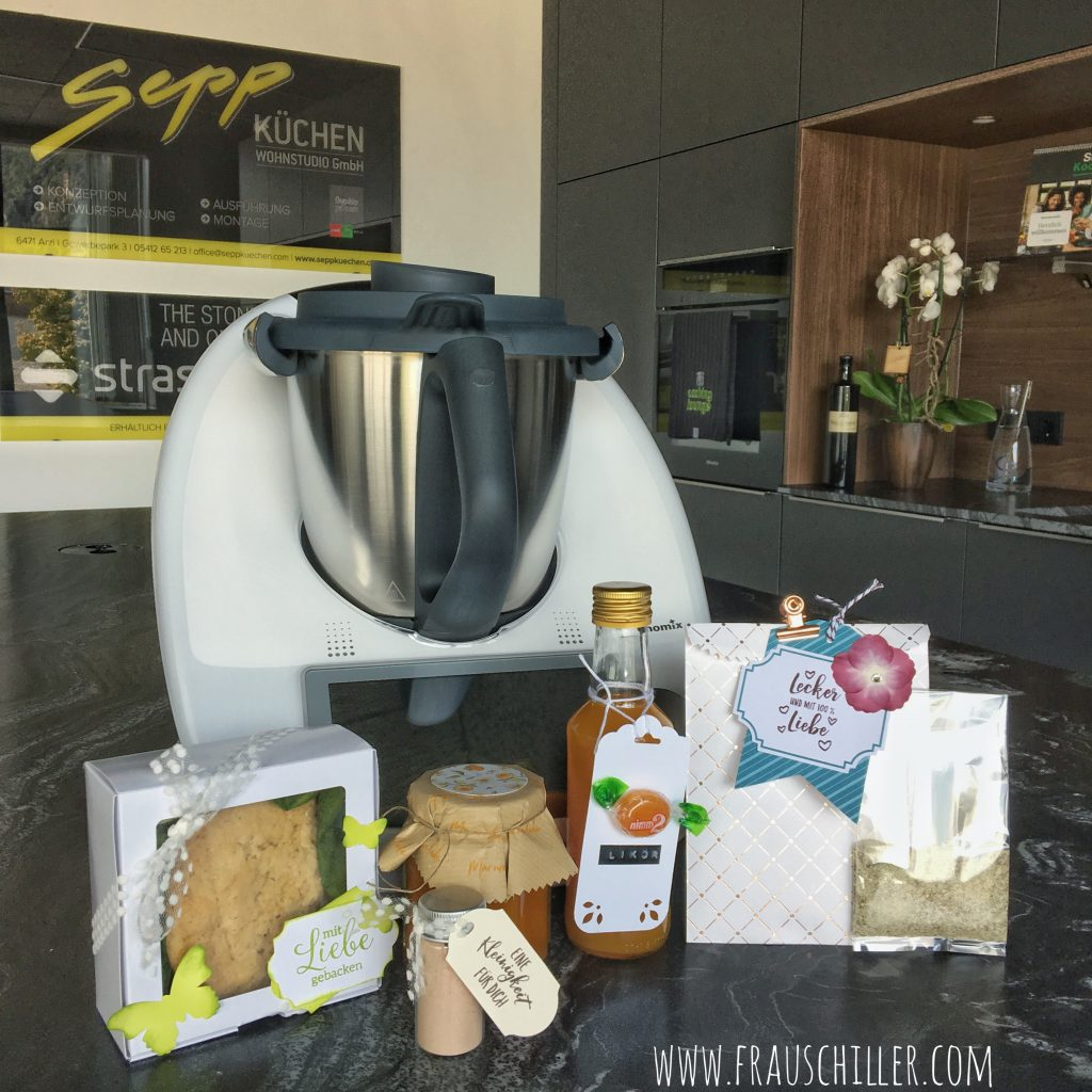 cooking lounge, selbst gemacht, thermomix, stampinup, bastelstube